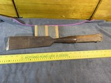 Large 19th c Slick or Timber Chisel 20