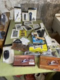 Table lot of high end tools and accessories - Veritas, Windsor