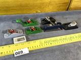 Group lot of Vintage Miniature Metal Planes
