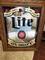 Miller Light Beer Sign 30