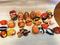 McDonalds McNugget Buddies Toys - Vintage