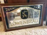 Lowenbrau Beer Sign 33