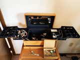 Costume jewelry lot including sterling silver