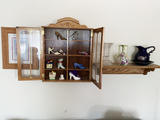 Assorted shelves and Décor Items