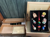 Thomas Series  Collection Christmas Ornaments