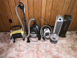 Heaters, Fans and Vacuum