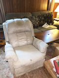Sofa, Love Seat, Chair, and Coffee Table