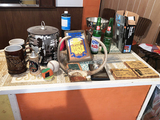 Bar decor items and more