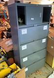 Large Metal File Cabinet