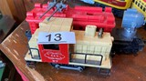2 Vintage Lionel Model Railroad Pieces