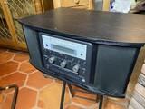 Teac Radio, Record Player Combo in box