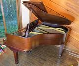 Vintage 5' Baby Grand Piano