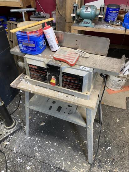 """Craftsman 6 1/8"""" Jointer/Planer Tool Machine"""