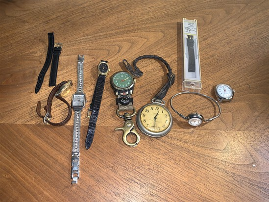 Assortment of Watches -