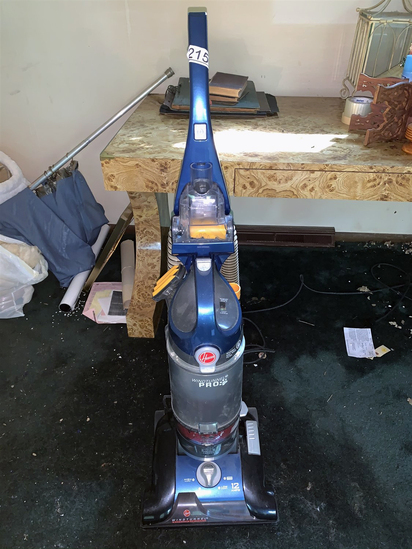 Hoover Wind Tunnel Pro 12 AMP Vacuum
