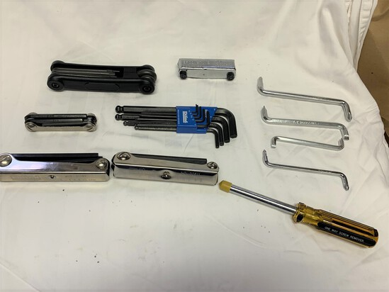 Assorted SK Wrenches Lot