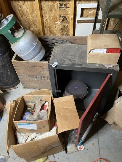 Misc. garage group lot
