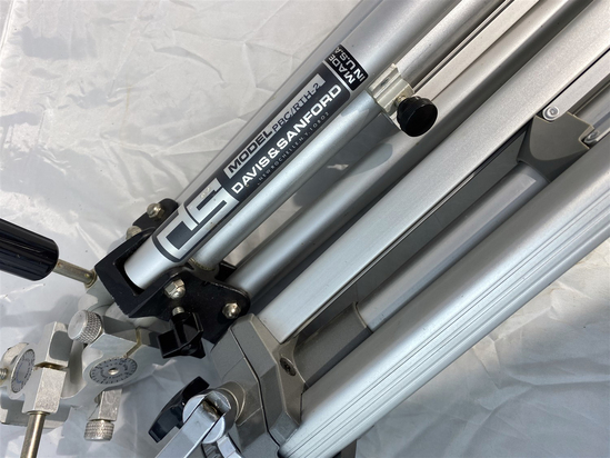 2 Nice Metal professional photography tripods