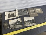 Old Industrial, Work photos Including WWII Tanks, Vehicles