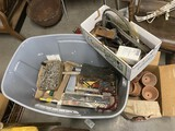 Large Lot of assorted tools, hardware and more