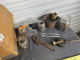 Group lot of assorted Tools, hardware and more