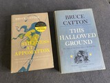 2 First edition Civil War books by Bruce Catton