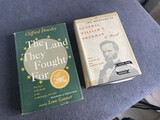 2 First edition Books on the Civil War