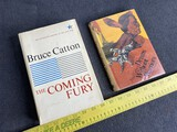Two First Edition Books - Bruce Catton, Fred Grove.