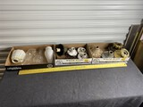 Group lot of assorted Antique Electrical Items, fixtures