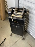 Antique Ediphone in nice condition with rolls