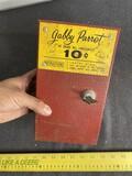 Unusual Gabby Parrot Talking Bird Machine Coin Box