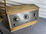 Very nice Antique Stewart Warner early tube radio