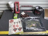 Group lot of assorted Ohio State University Collectible Items