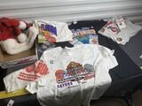 Group Lot OHio State University 2007 Championship Shirts and more