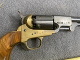 Vintage black powder Colt Navy Style Revolver Pistol
