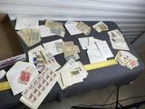 Large quantity of unused US Stamps