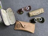 Group lot vintage sunglasses, spectacles