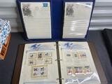 Album of covers PLUS Large Stamp Album