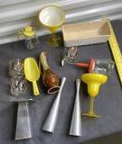 Group lot of assorted Mid Century Modern pieces