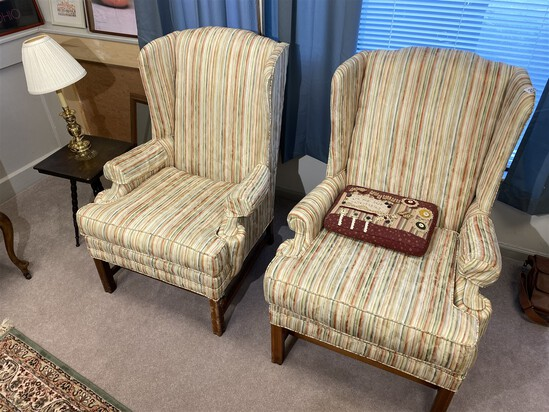 Vintage furniture group lot