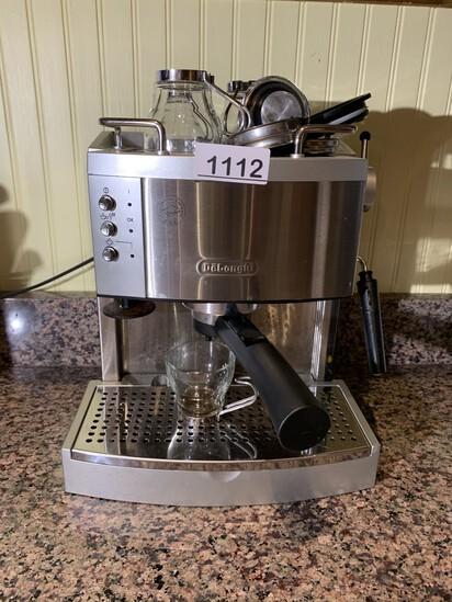 Delonghi Easy Serving Espresso Maker