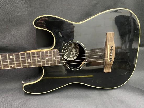 Vintage Fender Stratocaster Stratacoustic Guitar