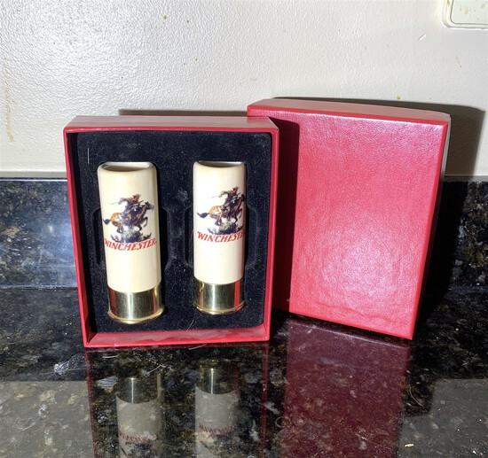 Winchester Shot Glasses in Box