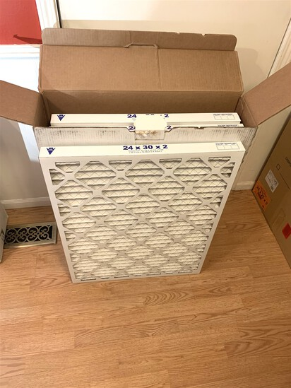 3 New! Air Filters