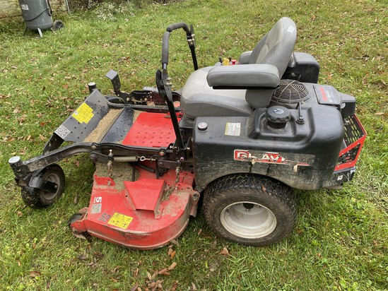 Online Only Downsizing w/mower, tools, glass etc