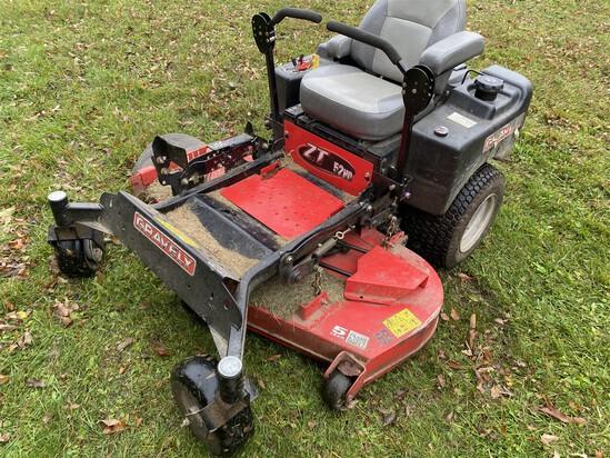 Gravely ZT 52HD Riding Zero Turn Lawnmower