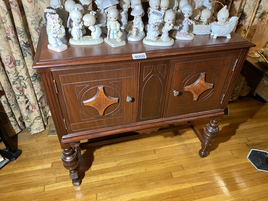 Vintage Smaller Sized buffet Cabinet
