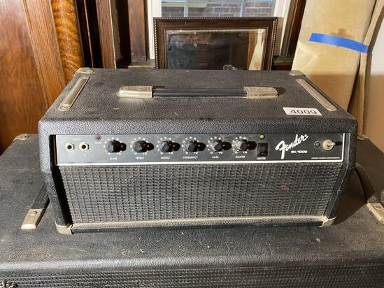 Vintage Fender Guitar Amp SK-100B