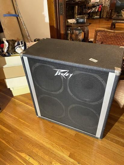 Vintage Large Peavey Speaker Cabinet