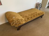 Antique Victorian Fainting Couch